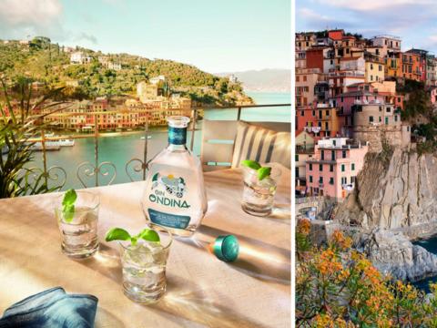 Featured Image for Campari's new La Dolce Vita gin is all Italian Riviera glamour