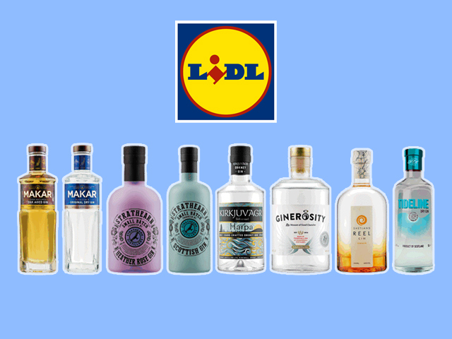 Featured Image for Lidl to launch first ever Scottish Gin Festival