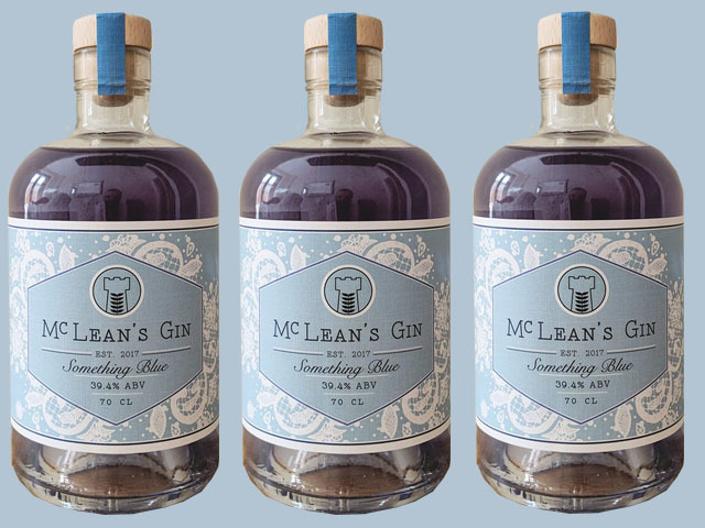 Featured Image for McLean's Gin announces Something Blue is on the horizon