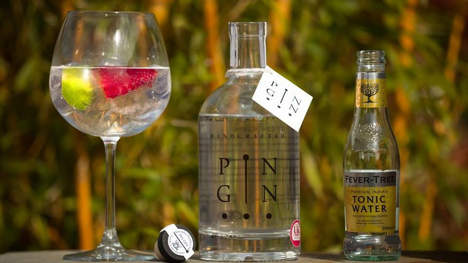 As well pin gin strawberry, the distillery also have a delicious original edition