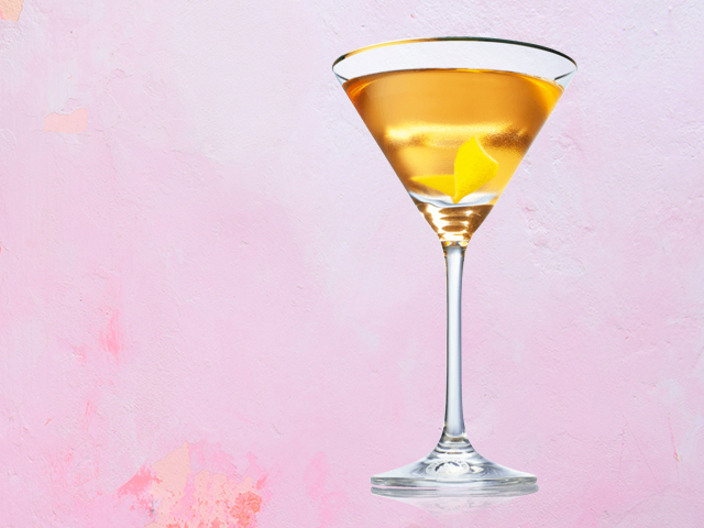 Featured Image for How to make pink gin