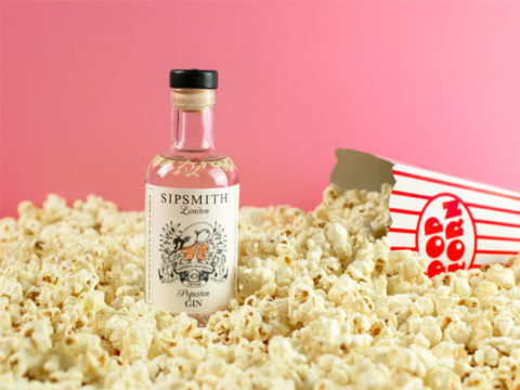 Featured Image for Popcorn gin now exists in the world