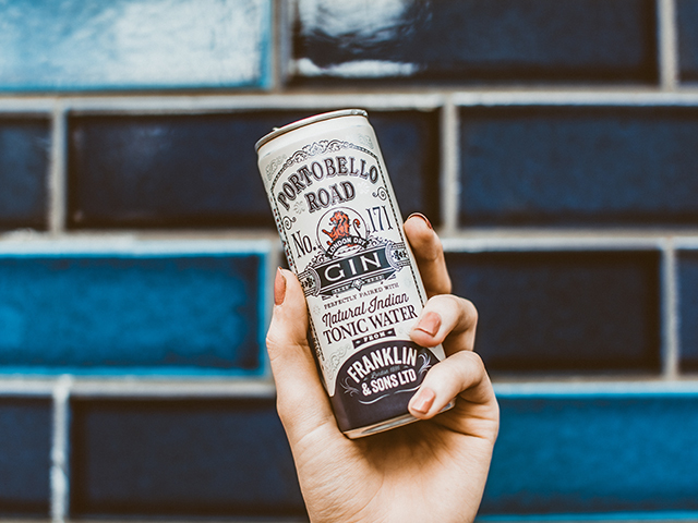 Featured Image for Portobello's canned G&T is pure class on train journeys