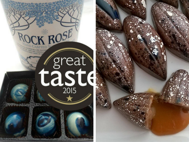 Featured Image for These Rock Rose chocolates are little works of art