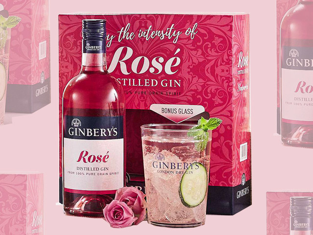 Featured Image for Rosé gin: Where blush wine meets pink gin