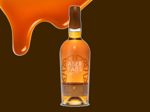 Featured Image for Salted toffee liqueur is the perfect combination of sweet and salty