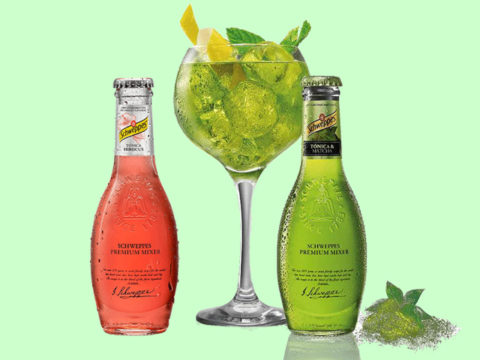 Featured Image for Schweppes Tonic now comes in Hibiscus and Matcha editions