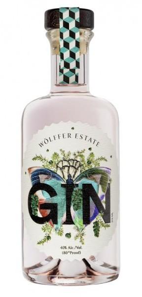 wolffer rose gin