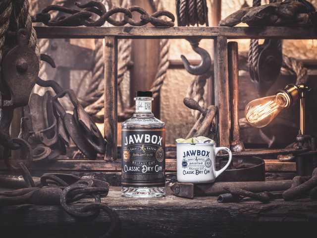 Featured Image for REVIEW: Jawbox Gin