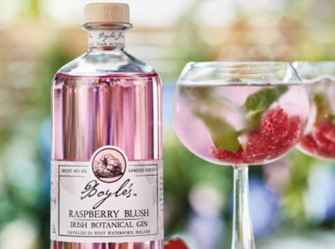Featured Image for Aldi is launching a raspberry pink gin in Ireland