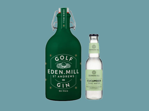 Featured Image for Eden Mill to release new Golf Gin this summer