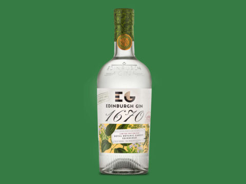 Featured Image for REVIEW: Edinburgh Gin 1670