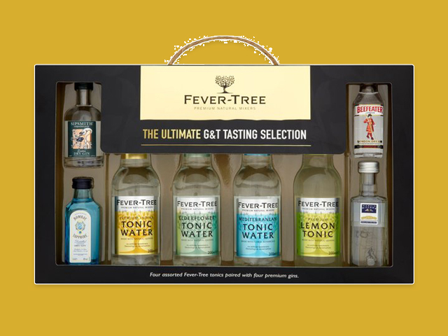 Featured Image for This Fever Tree tasting box makes four G&Ts for only £8
