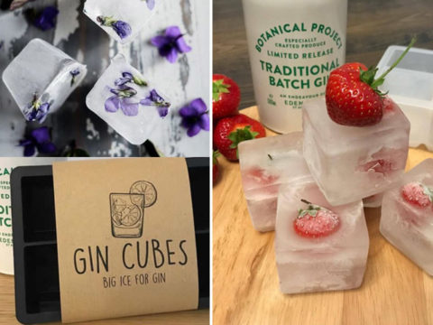 Featured Image for GIANT gin cubes are here to make your G&T seriously cool