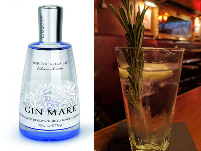 fever tree citrus tonic water may match well with a herbal or Mediterranean style gin