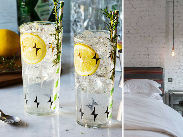Featured Image for A gin hotel exists if you fancy eating, sleeping & drinking gin