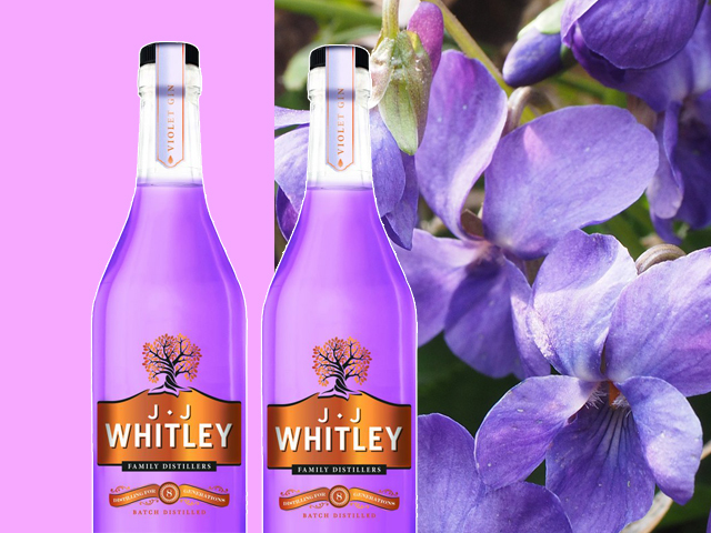 Featured Image for JJ Whitley Violet Gin is here and it'll make the loveliest purple fizz