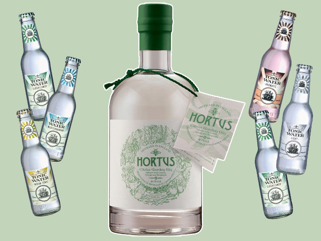 Featured Image for Lidl launches citrus gin and new premium tonic range