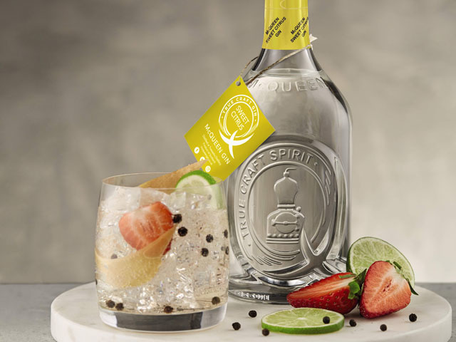 Featured Image for Sainsbury's is now selling McQueen Gin