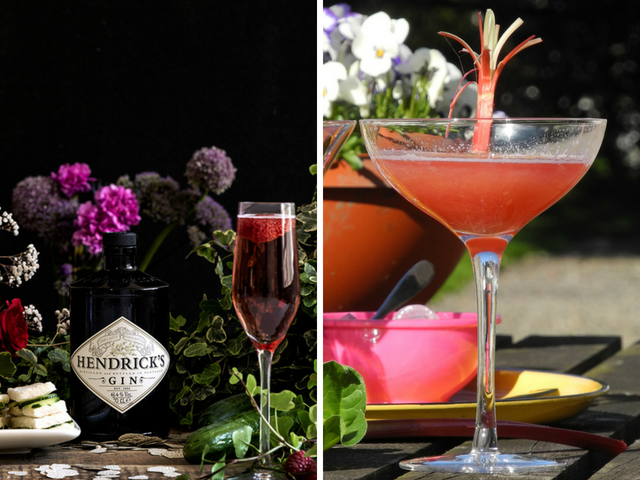 Featured Image for 3 royal wedding cocktails fit for a princess
