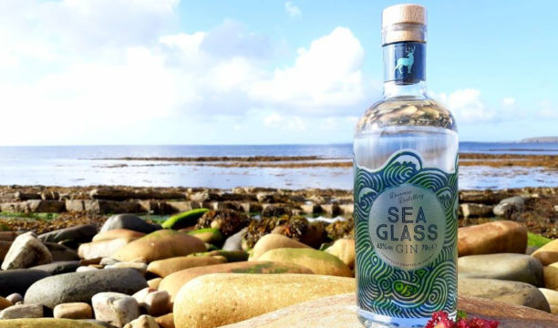 Featured Image for Review: Sea Glass Gin
