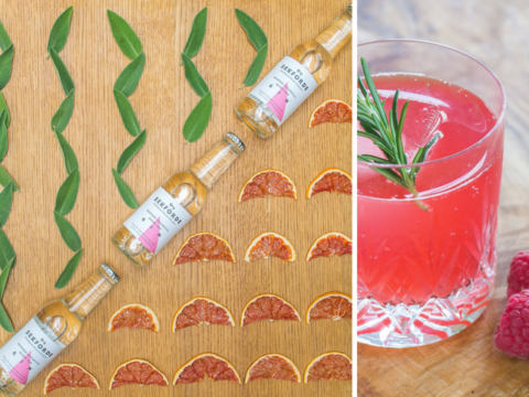 Featured Image for Sekforde Botanical Mixer offers a sweeter & fruitier alternative to tonic