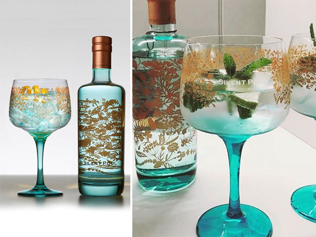 Featured Image for Silent Pool's Gin Glasses Are Out of This World