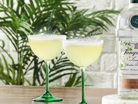 Featured Image for Tanqueray unveils new herbaceous Tanqueray Lovage gin