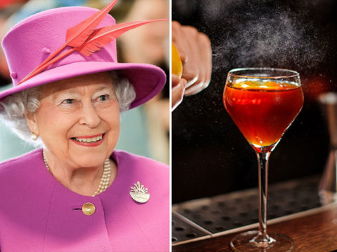 Featured Image for The Queen's love of gin might just be her secret to a long life