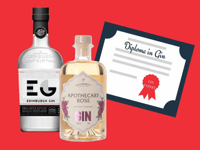 Featured Image for Edinburgh Whisky Academy are now offering a Diploma in Gin!