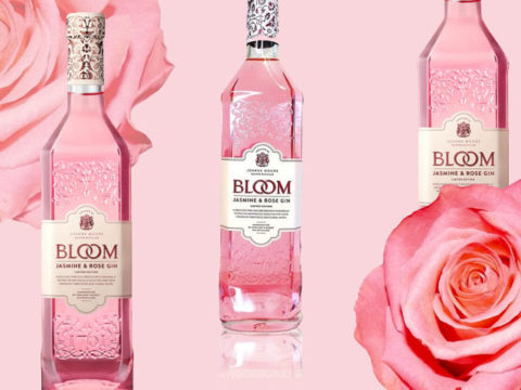Featured Image for Here's where to pick up a limited edition Bloom Jasmine and Rose Gin