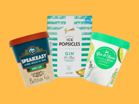 Featured Image for The best frozen gin treats to keep you cool this summer