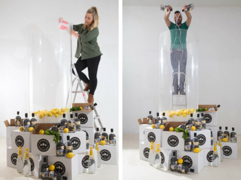 Featured Image for The Wine Drinker is attempting to make the world's largest G&T