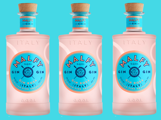 Featured Image for Malfy Gin have just dropped a pink version with Rhubarb and Grapefruit