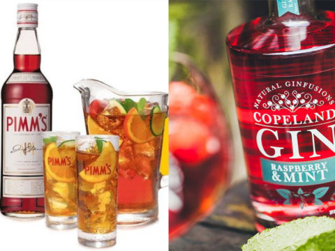 Featured Image for Pimm's and gin is set to be a key trend for summer