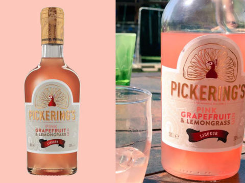 Featured Image for Pink grapefruit gin liqueur is the ultimate summer treat