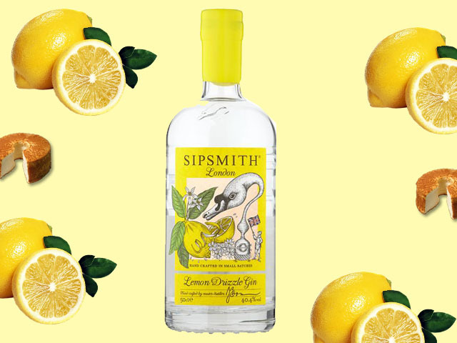 Featured Image for Sipsmith's Lemon Drizzle Gin should be your next citrus delight
