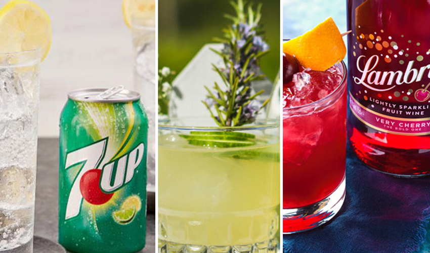 Featured Image for 21 Gin Mixers You Shouldn't Love (But Really Do)