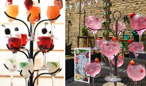 Featured Image for These Gin Trees Are the Ultimate Way to Show Off Your Next G&Ts