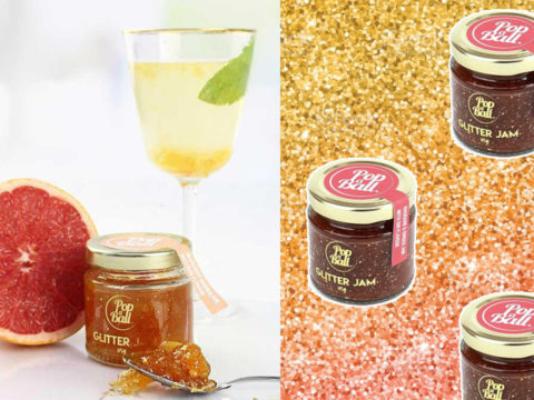 Featured Image for Glitter gin jam now exists if you fancy a shimmering Martini