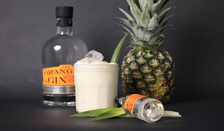 Featured Image for Piña Colada Gin Recipe, with The English Drinks Company