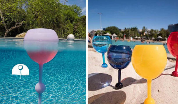 Featured Image for These Plastic Gin Glasses Are an Outdoors Essential