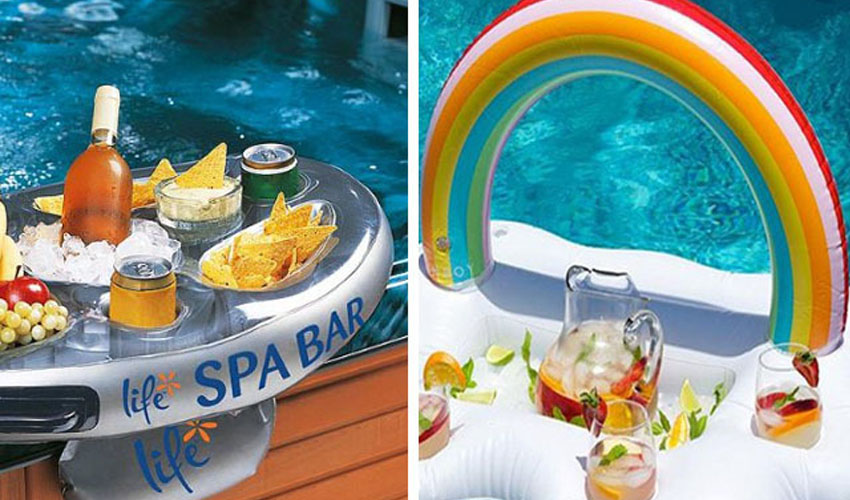 Featured Image for These Bar Floats Are Perfect for G&Ts by the Pool