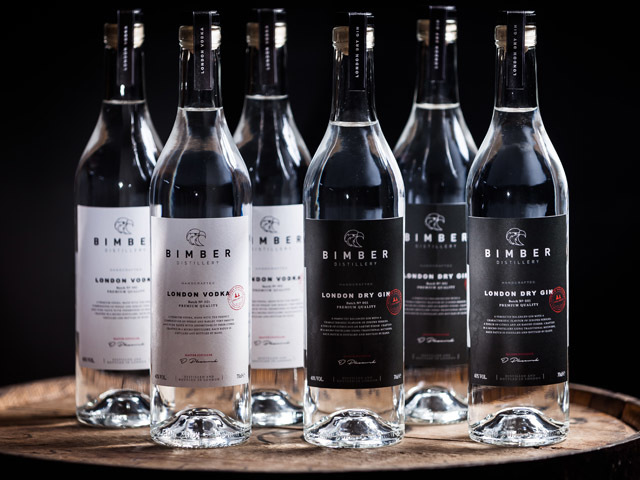 Featured Image for REVIEW: Bimber London Dry Gin