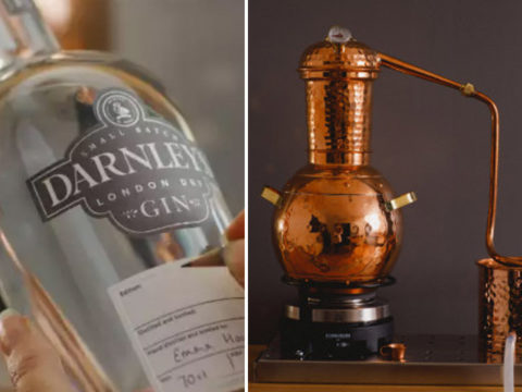 Featured Image for You can now create and take away your own gin with Darnley's