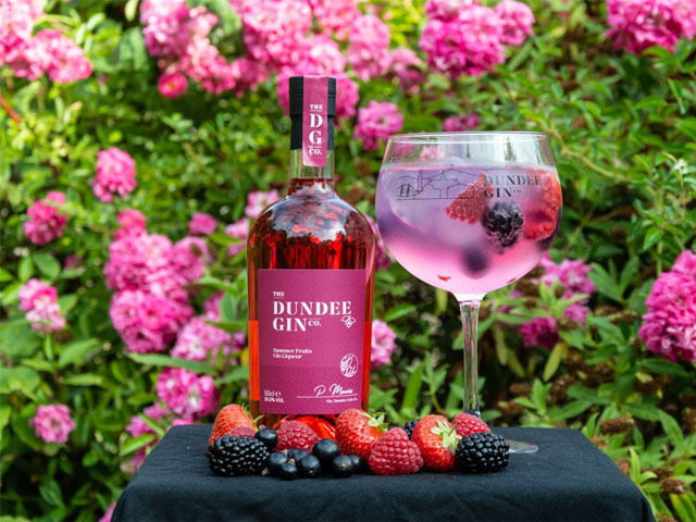 Featured Image for Summer Fruits Gin Liqueur is the perfect tipple this season