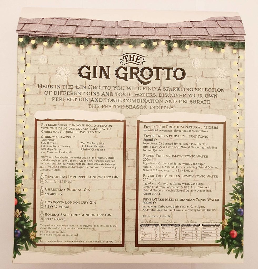 gin grotto