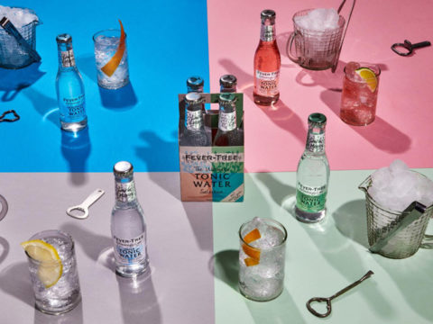 Featured Image for Tesco is selling a Fever-Tree Light Tonic Selection for £3