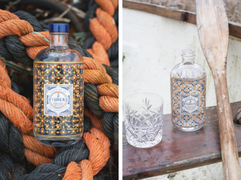Featured Image for REVIEW: Fishers English Gin