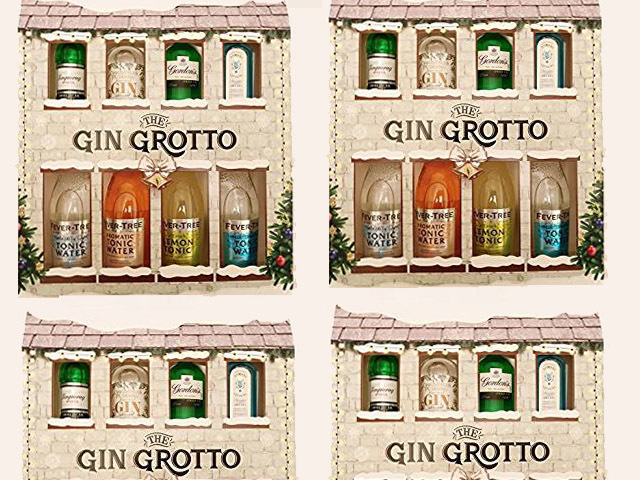 Featured Image for Fever-Tree's Gin Grotto will guarantee you a very Merry Christmas